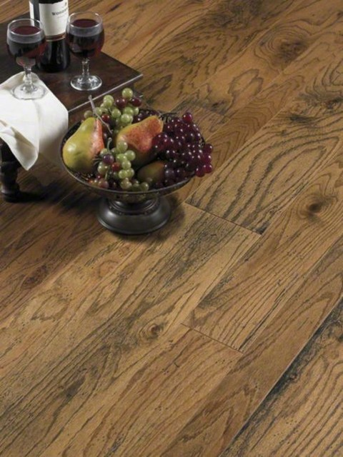 Anderson Gnarly Plank Huntington Eclectic Hardwood