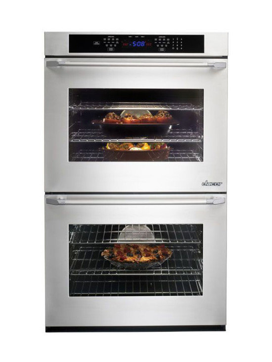 "Dacor Renaissance 30"" Double Electric Wall Oven, Stainless Steel 