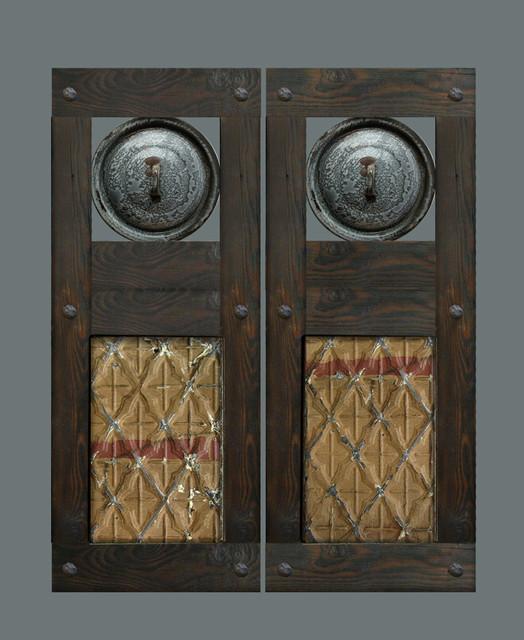 Interior Swinging Kitchen Doors: Custom Swinging Saloon Doors