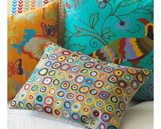 Circles Komang Pillow -