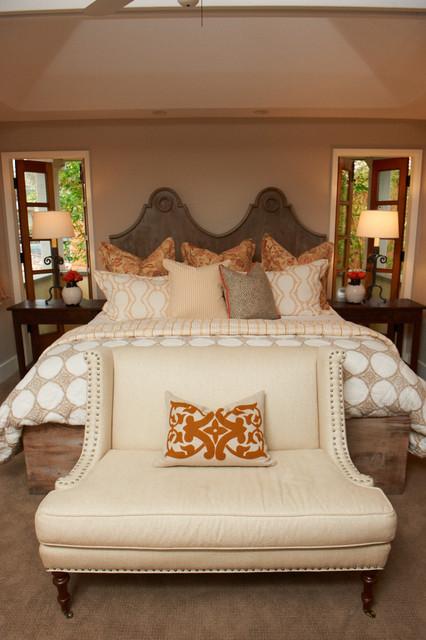 Villa by the Sea eclectic-bedroom