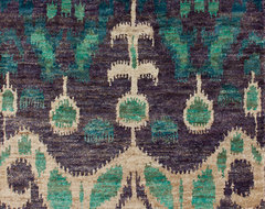 nuLOOM Sophist-Ikat Blanca Ikat Violet Rug | Wayfair  