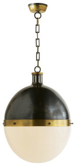 Extra Large Hicks Pendant modern-chandeliers