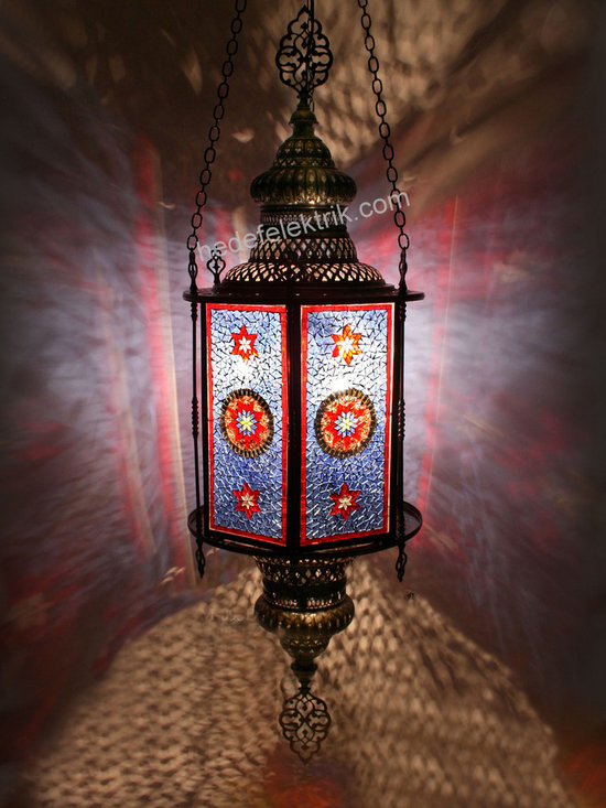 Turkish Style - Mosaic Lighting -