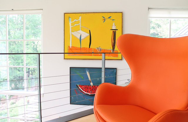 My Houzz: Rockstar vibe meets New England dream home eclectic