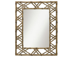 Kichler Cadence Wall Mirror traditional-wall-mirrors