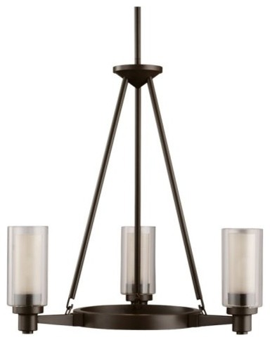 Kichler Circolo 2343 Chandelier - 22 in. contemporary chandeliers