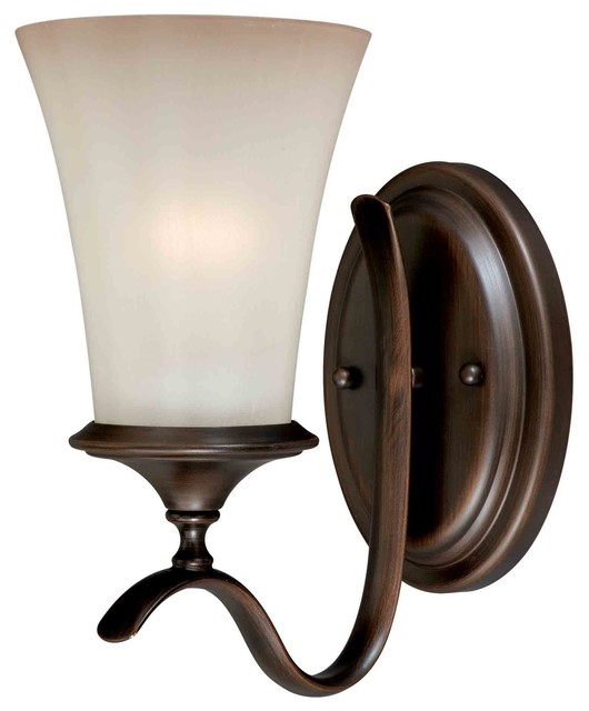 Sonora Venetian Bronze Wall Sconce - Traditional - Wall Sconces - by Littman Bros Lighting