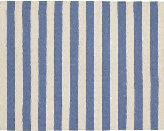 Big Band Rug, Blue -