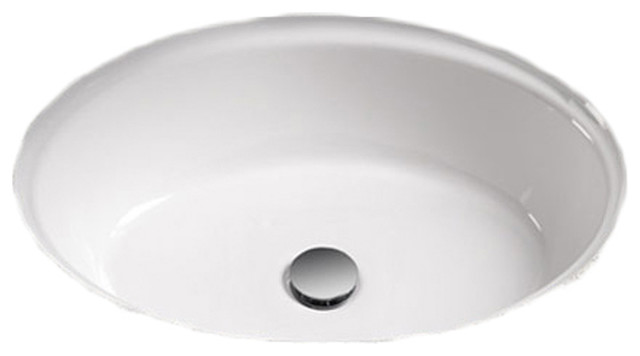 Toto Lt641 Cotton White Dartmouth Undercounter Lavatory Transitional Bathroom Sinks By