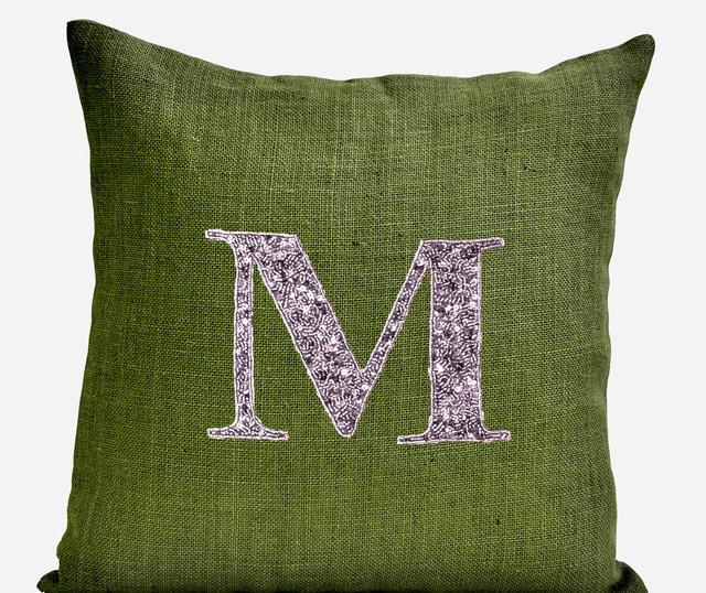 Handmade table, kitchen, bed decor contemporary-decorative-pillows