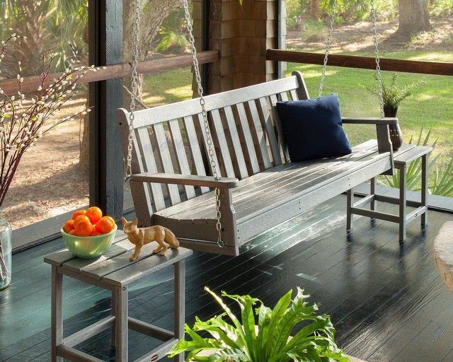 casa bruno h ngeschaukel vineyard 3sitzer landhausstil. Black Bedroom Furniture Sets. Home Design Ideas