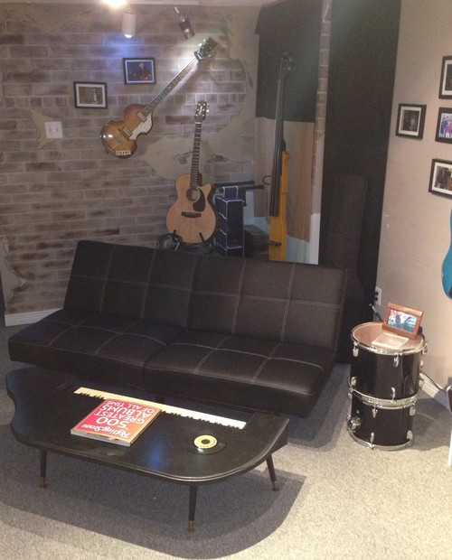 Man Cave Music Room : Music room man cave