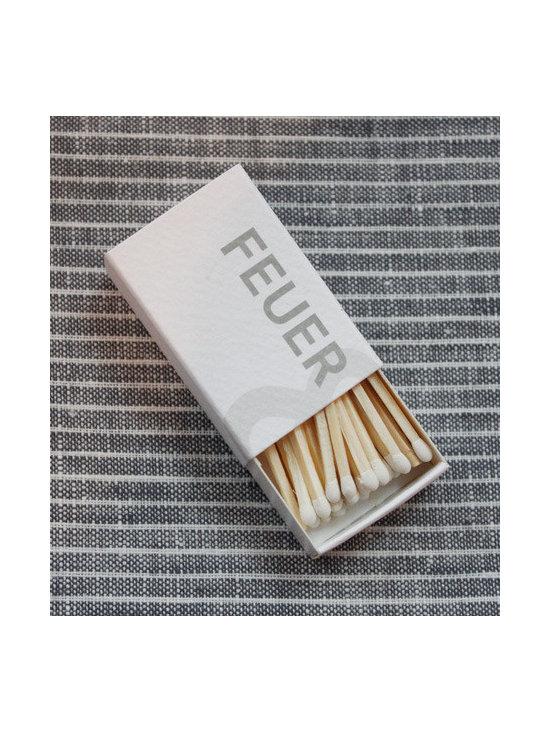 White Matches -