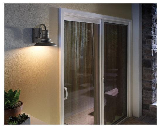 1- Light Outdoor Lantern -