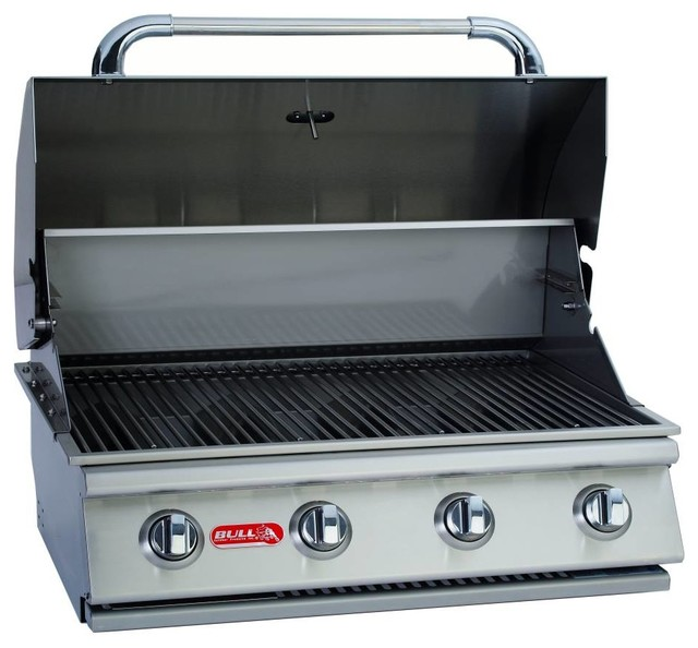Outlaw Drop In Unit NG (Cast Iron Porcelain coated Burners) industrial-outdoor-grills