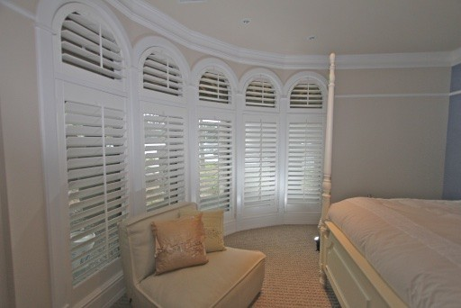 Cottage Shutters Interior Cottage Style Bedroom
