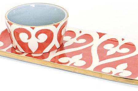 Newport Cocktail Tray modern-platters