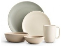Spring Full Set contemporary dinnerware