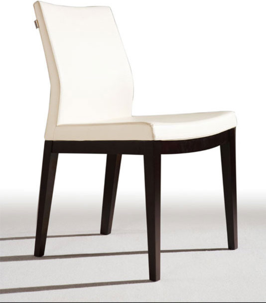 Pasha Wood Dining Chair By SohoConcept Modern Dining Chairs By Spacify