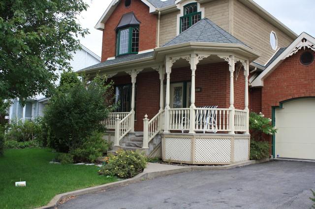 Patio Deck-Art Designs® NEW 2013 traditional-exterior