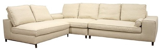 Chomp Twill Sectional modern-upholstery-fabric