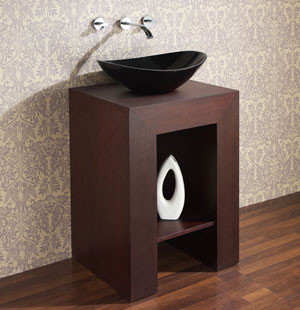 "PRADO Vanity - 22"" Vanity bathroom-vanities-and-sink-consoles"