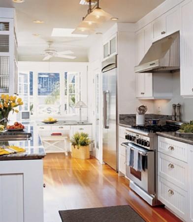 Coronado Remodel beach-style-kitchen