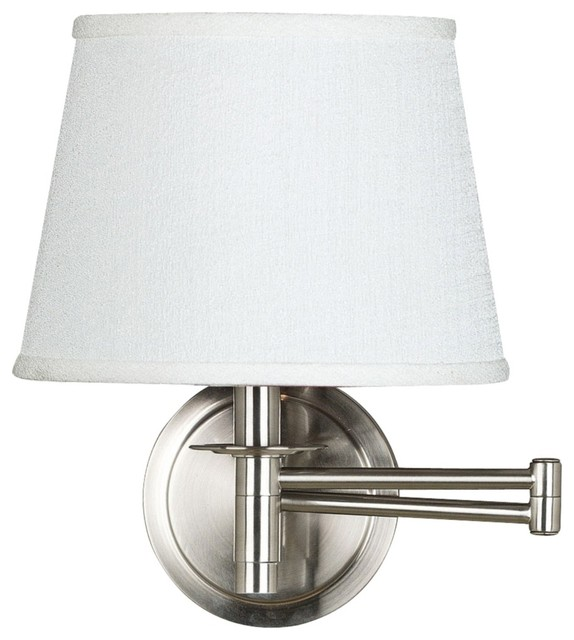 Plug In Wall Sconces Swing Arm Simple Home Decoration