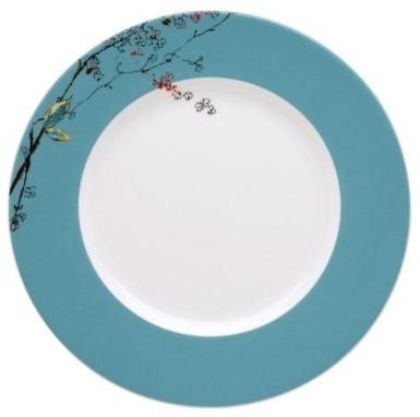 Lenox Chirp Dinner Plate modern-plates