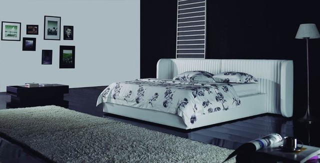 Drake Bed Frame modern beds
