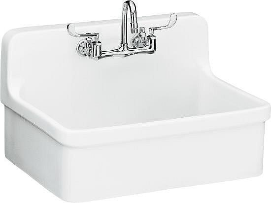 Kohler Gilford Sink traditional-kitchen-sinks