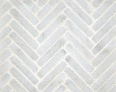 Ann Sacks Stone Mosaics eclectic-tile