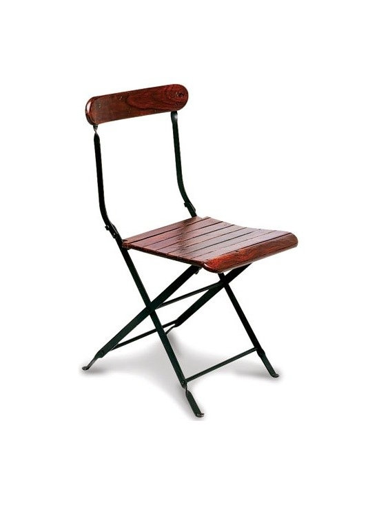 Campaign Folding Chair -