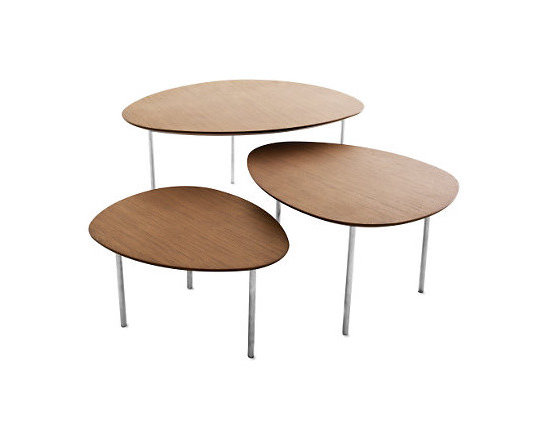 Eclipse Nesting Tables, Set of 3 -