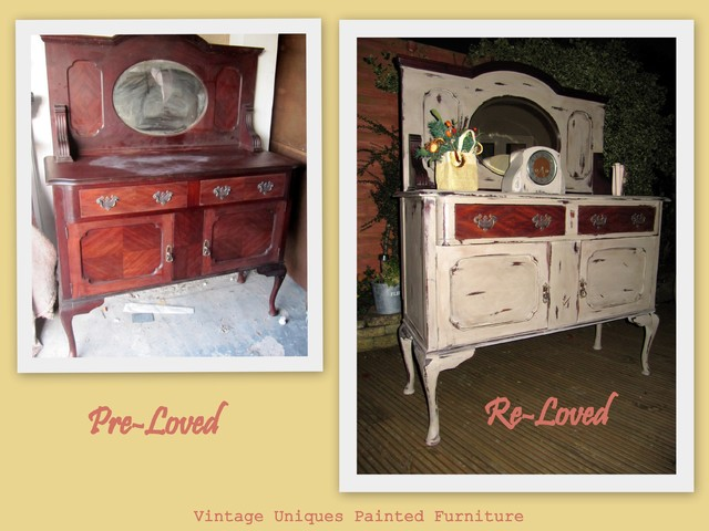 Furniture Makeovers traditional-buffets-and-sideboards