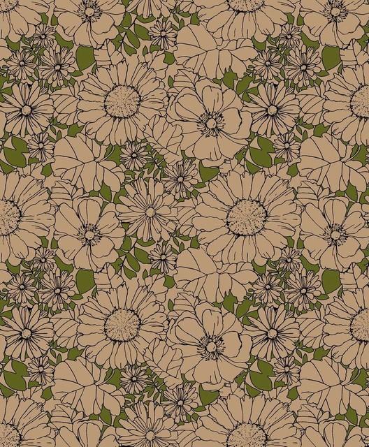 CALIFORNIA RE30027 eclectic-wallpaper