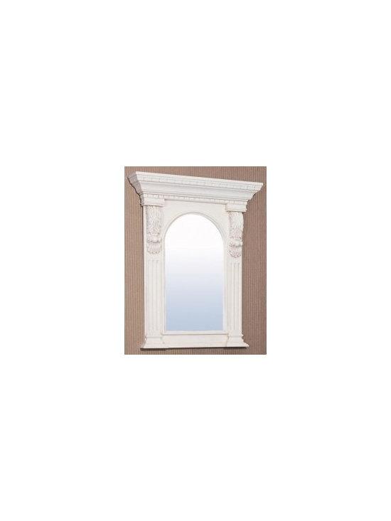 P9167-07A-W Mirror -