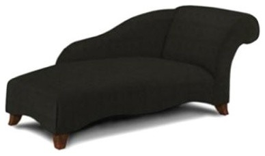 Klaussner Parlor Chaise Lounge modern-day-beds-and-chaises