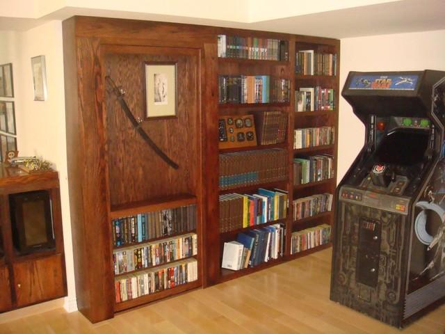 InvisiDoor Hidden Door Bookcase - Interior Doors - by ...