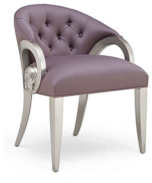 Hollywood Regency Lombard Chair Furniture los angeles