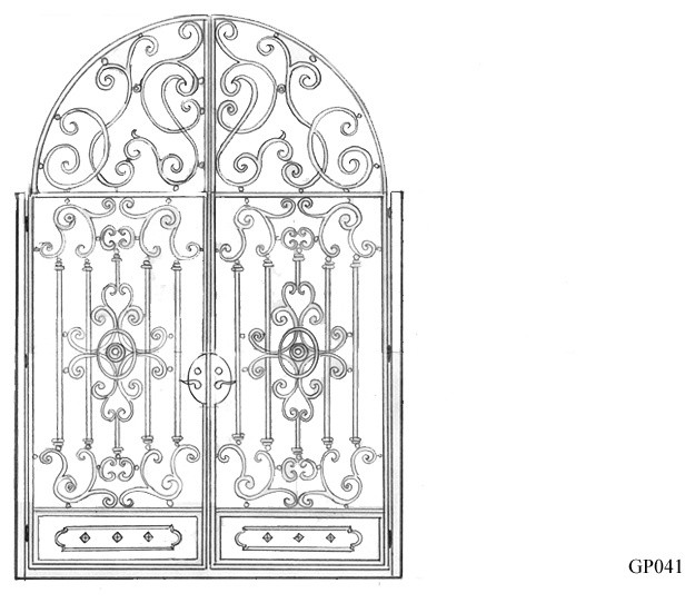 Entrance Gate Designs