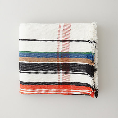 traditional throws by Steven Alan
