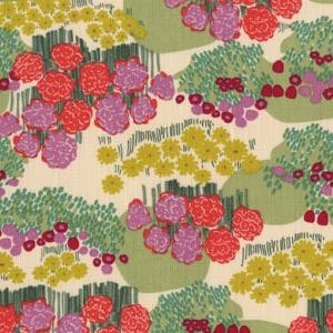 asian upholstery fabric by purl soho