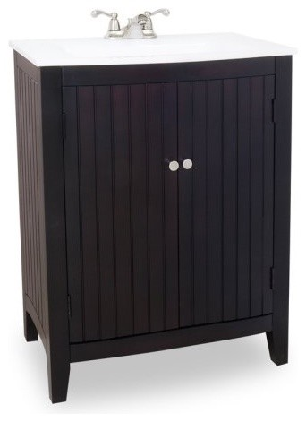 Single Sink Bathroom Vanity on Single Bathroom Vanity With Optional Mi Contemporary Bathroom Vanities