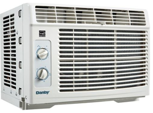 Danby 5,000 BTU Window Air Conditioner modern-hvac