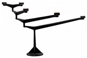 Tom Dixon   Spin Table Candelabra modern-candleholders