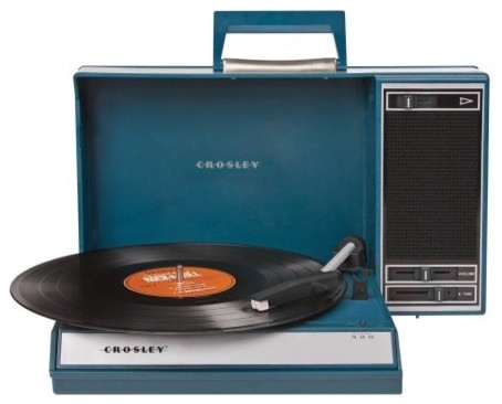 Crosley Portable USB Turntable traditional home electronics