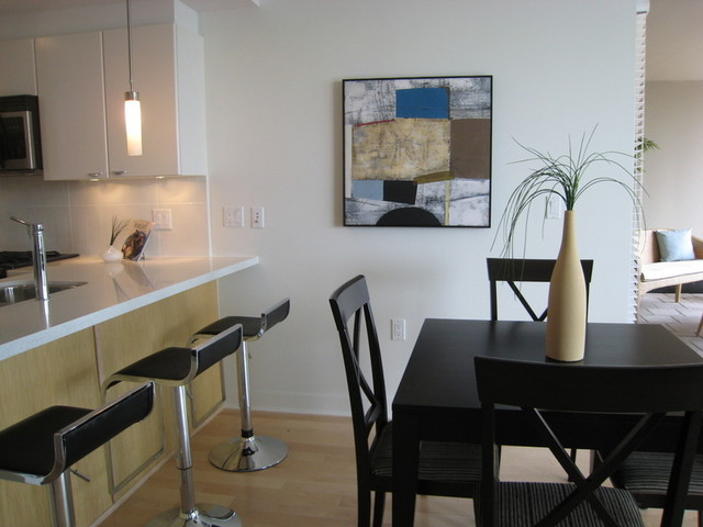 rentfluff.com contemporary-kitchen