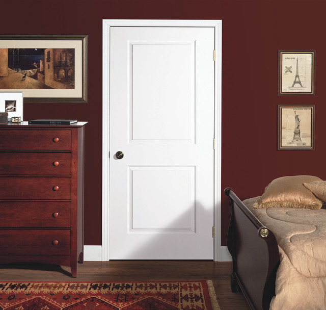 The Cambridge: Interior Doors with Charming Elegance